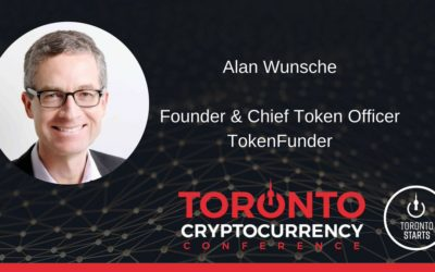 TokenFunder Presents at Toronto CryptoCurrency Conference (April 18, 2018)