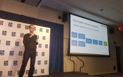 TokenFunder CEO Alan Wunsche presents at FintechTO